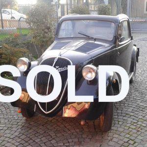 """FIAT 500 A """"Topolino"""" anno 1949"""