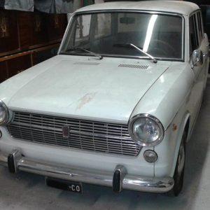 FIAT 1100 R anno 1966