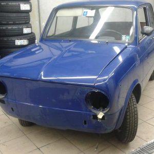 FIAT 850 anno 1970