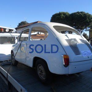 Fiat 600 D del 1960