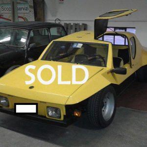AUTOZODIACO DAMACA SCORPION 1500cc  1975
