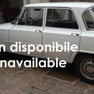ALFA ROMEO Giulia 1.3cc TI del 1971