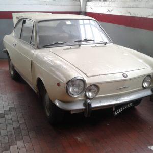 FIAT 850 SPORT COUPE DEL 1968