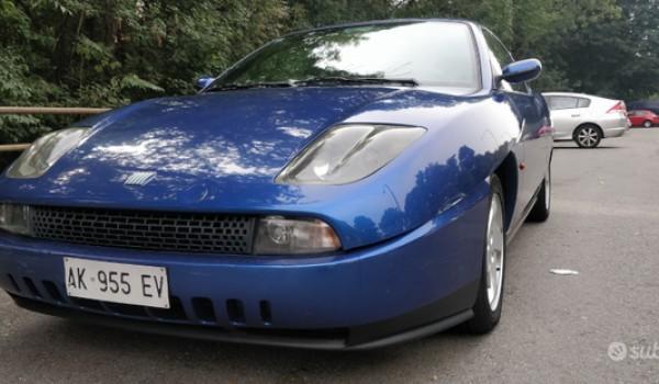 Fiat Coupè 2000 16 V anno 1998
