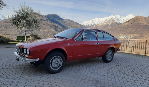 ALFA ROMEO ALFETTA GT 1.6cc 1980