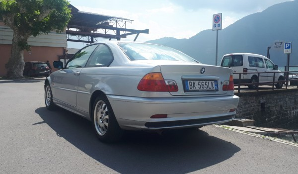BMW 318ci Coupè anno 2000