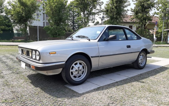 Lancia BETA Coupè 2000 i.e. del 1981