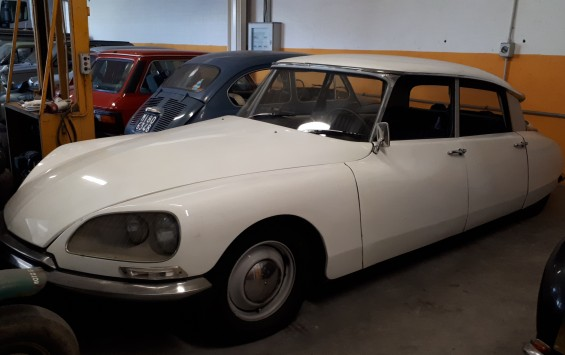 Citroen DSuper 1970
