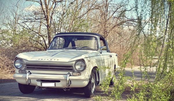Triumph Herald 13/60 1.3cc del 1968