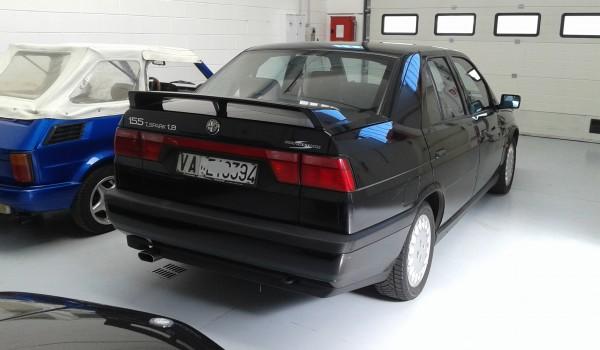 Alfa Romeo 155 1.8 twin spark anno 1994