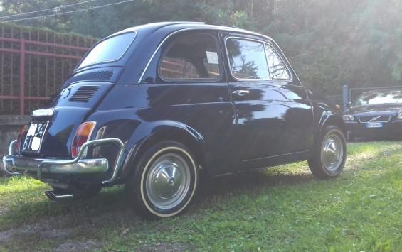 Fiat 500L 1972