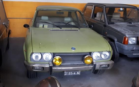 Fiat 124 sport coupé 1600cc 1973