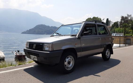 FIAT PANDA 4X4 TREKKING 1.0cc del 1992
